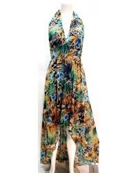 Vestido Marylin estampado