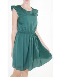 Vestido corto sisa